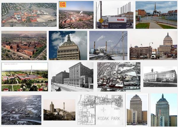 Kodak Plant, Rochester, New YORK
